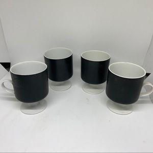 Vintage fitz & floy mugs